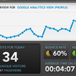 GAget – Google Analytics Mac Widget